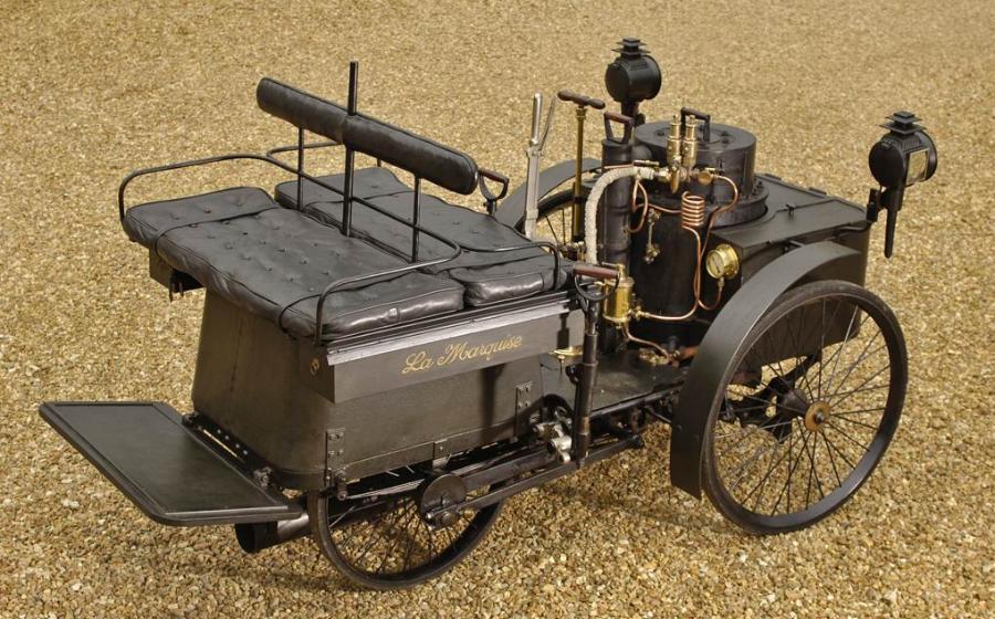خودروی Dos-A-Dos قدیمیترین خودروی جهان که کار میکند