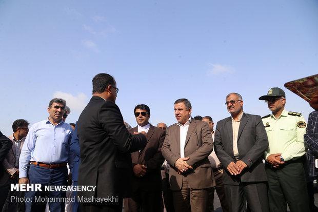 11 پروژه عمرانی در شهرستان رودان به بهره برداری رسید