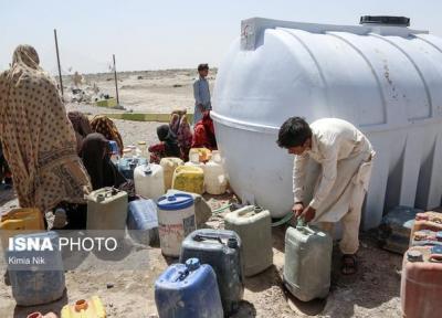 سیستان و بلوچستان؛ چشم انتظار نذورات آب