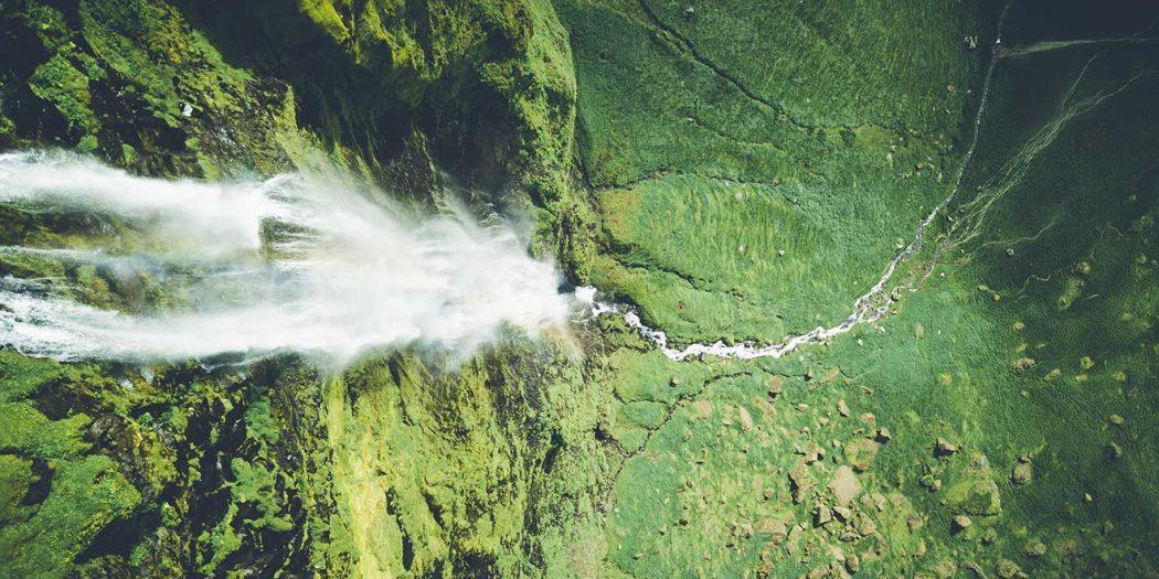 10 مورد از زیباترین آبشار های هند
