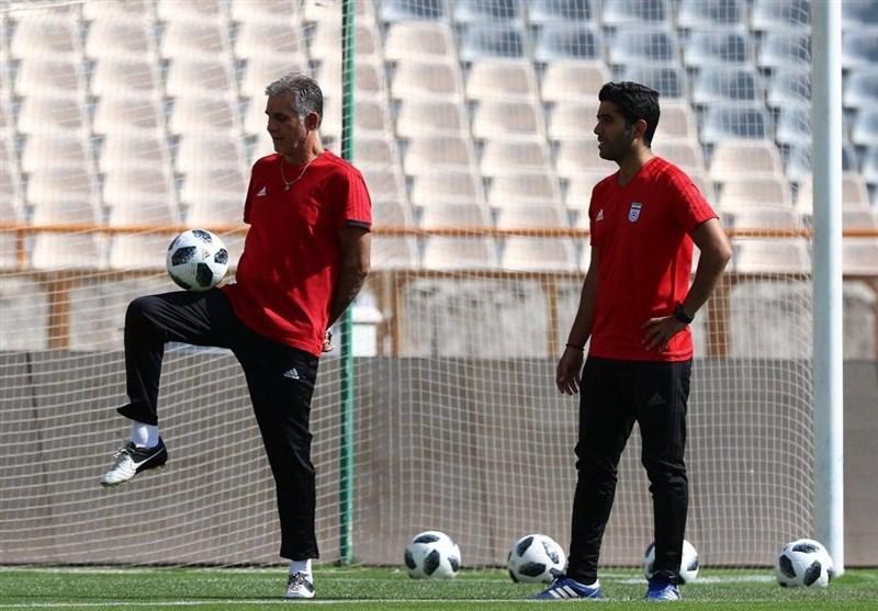 همایون شاهرخی: عدم مدیریت فدراسیون فوتبال هرج ومرج ایجاد نموده است، بزرگ تر از کی روش را هم می توان کنترل کرد