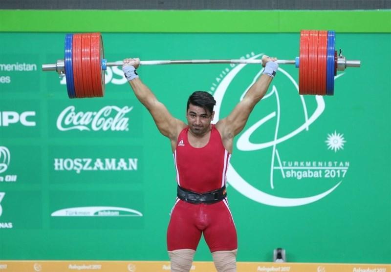وزنه برداری قهرمانی دنیا، علی هاشمی: هدفم موفقیت در المپیک 2020 توکیو است