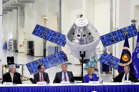 موافقت ناسا با پذیرش یک نیروگاه اروپایی
