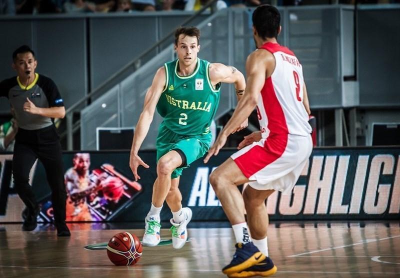 بسکتبال انتخابی جام جهانی، شکست ایران در خانه استرالیا، شاگردان شاهین طبع سومین باخت را تجربه کردند