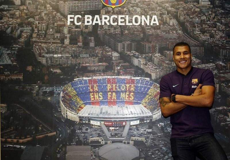 جیسون موریو: پیوستن به بارسلونا رویایی بود که تحقق یافت، گفته بودم به نوکمپ برمی گردم!