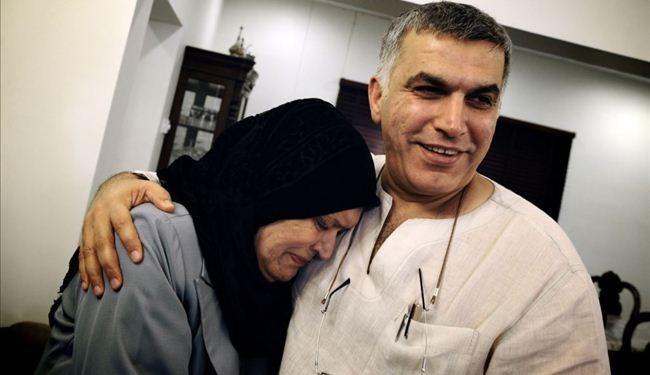 محکومیت حکم حبس نبیل رجب از سوی کمیته بین المللی آزادی های دینی آمریکا