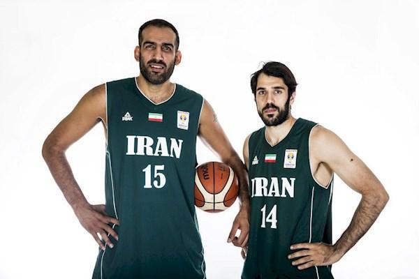 حدادی و نیکخواه به اردوی تیم ملی بسکتبال می روند؟