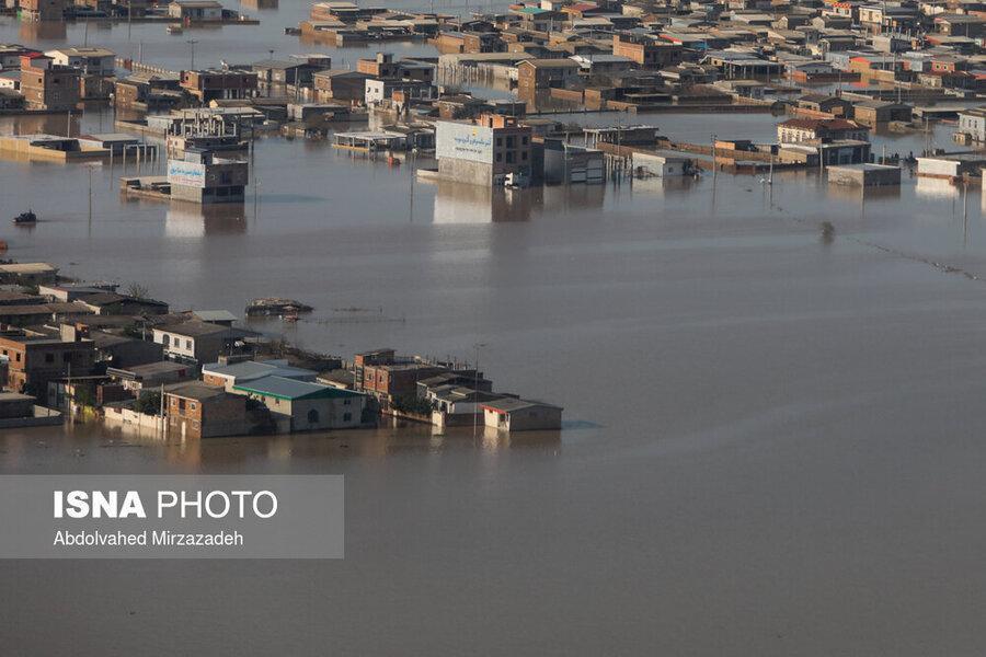 هشدار هواشناسی مازندران در قبال سیل احتمالی