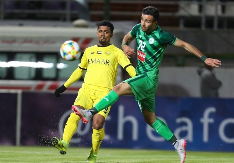 لیگ قهرمانان آسیا، ذوب آهن آمار را داد، نتیجه را برداشت، شاگردان منصوریان شوتزن تر از حریف اماراتی