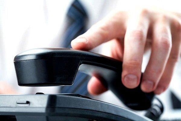 ارتباط تلفنی مشترکان 5 مرکز مخابراتی دچار اختلال می گردد
