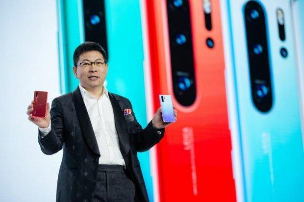 هواوی همچنان دومین فروشنده بزرگ موبایل در دنیا