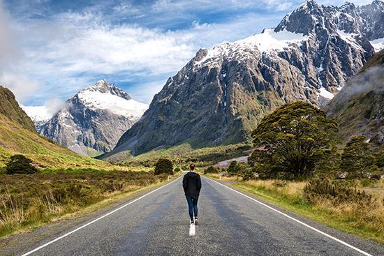 زیباترین جاده ها و بزرگراه های دنیا!