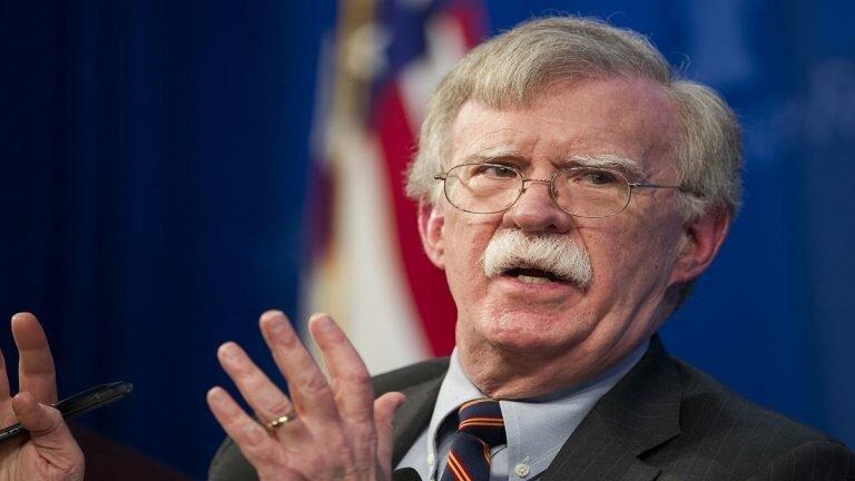 شرح بولتون درباره اقدام آمریکا در مورد معافیت تحریم همکاری های هسته ای ایران