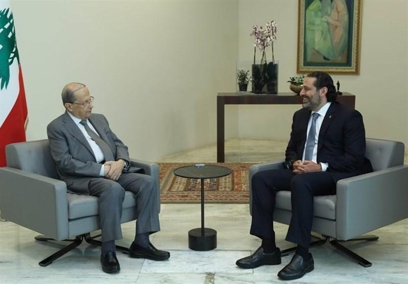 لبنان، دیدار سعد حریری و میشل عون