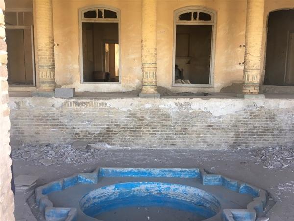 بازگشایی درهای باغ بزرگ عمارت چهار برج مشهد به روی گردشگران شهر تاریخی توس