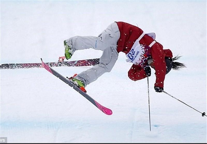 حادثه در رقابت های المپیک زمستانی سوچی