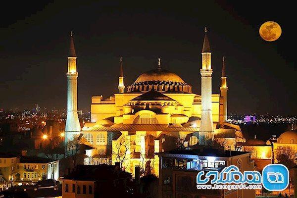 ایاصوفیه، از کلیسا تا موزه