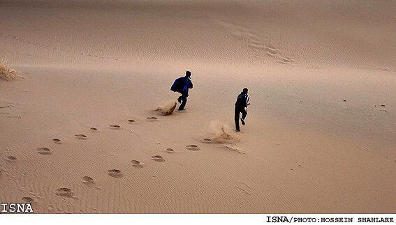 مهندسان مفقودی کویر طرود شاهرود پیدا شدند
