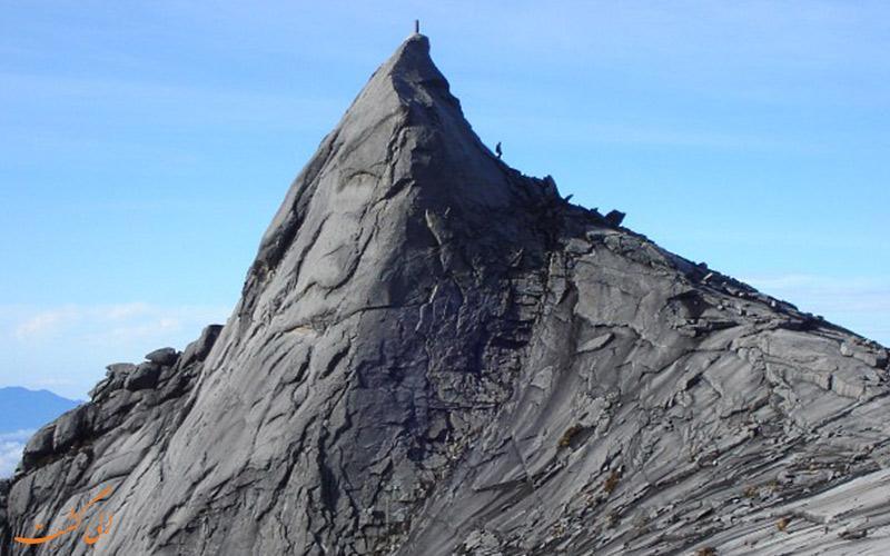 کینابالو، کوهی که حرکت می کند!