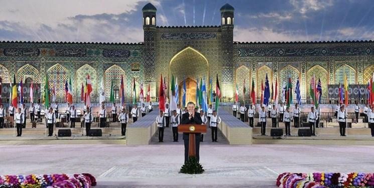 نخستین جشنواره بین المللی صنایع دستی در ازبکستان برگزار گردید