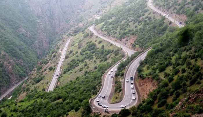 محدودیت های ترافیکی مسیرهای شمالی در سه روز پایانی تعطیلات تابستانی