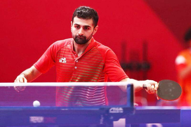 حذف ملی پوشان تنیس روی میز ایران از قهرمانی آسیا 2019