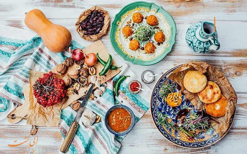 سفارش غذای حلال تمام کشورها در بهترین رستوران های باتومی
