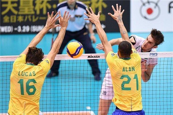 شکست نزدیک ایران برابر برزیل، جوانان نفس تیم اول جهان را گرفتند