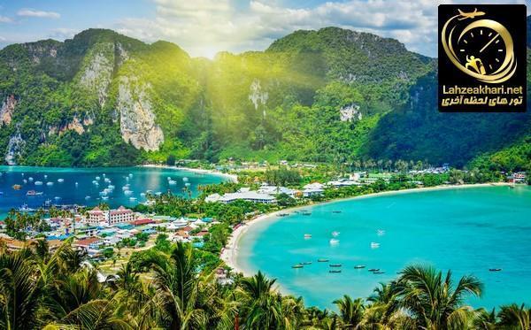 10 تا از بهترین جزیره های تایلند