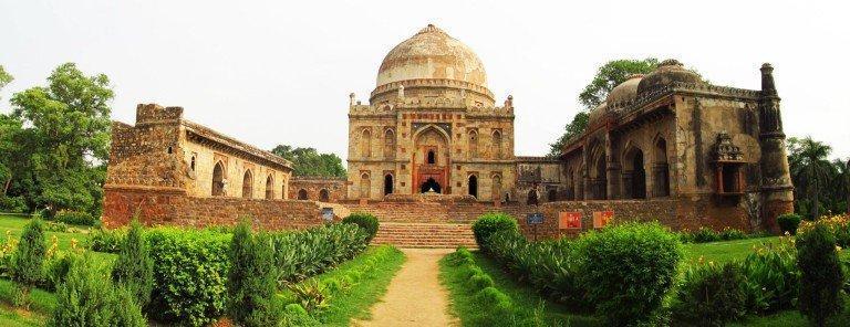 باغ های تاریخی هند را بشناسید