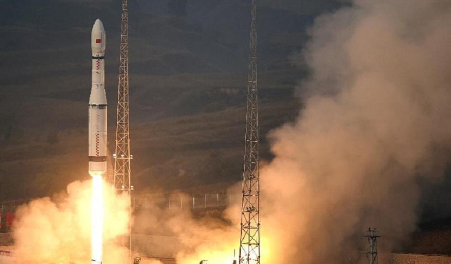 چین سه ماهواره تصویربرداری با وضوح بالا پرتاب کرد