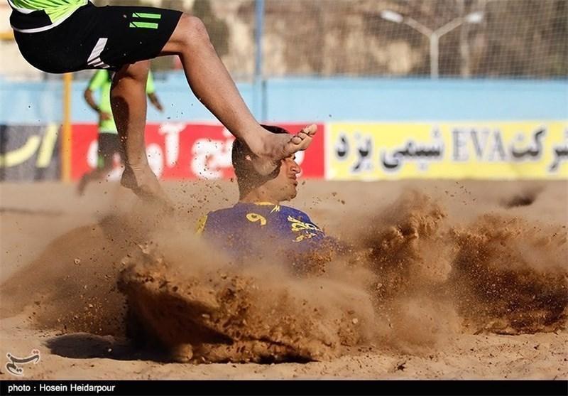 تیم ملی فوتبال ساحلی ایران تایلند را گلباران کرد