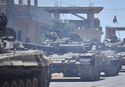 حرکت 3 تیپ زرهی ارتش سوریه به شرق فرات در حومه الحسکه