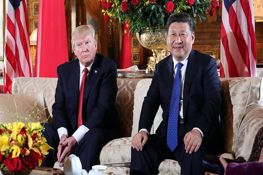 سی ان بی سی: رؤسای جمهور آمریکا و چین ماه آینده در باشگاه گلف ترامپ دیدار می نمایند