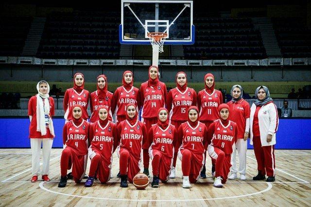 شکست دختران بسکتبالیست ایران از مالزی، کوشش برای عنوان سومی سطح B آسیا