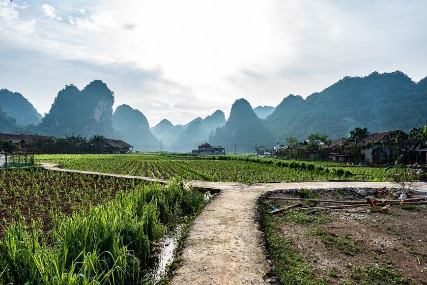 جاذبه های ویتنام: Cao Bằng