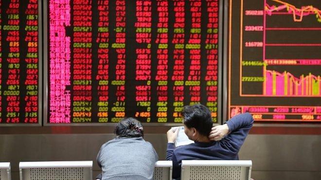 غول آسیا زانو می زند ، کمترین نرخ رشد مالی چین در 28 سال گذشته