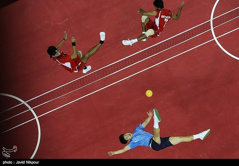 قرعه کشی رشته سپک تاکرا در بازی های آسیایی انجام شد