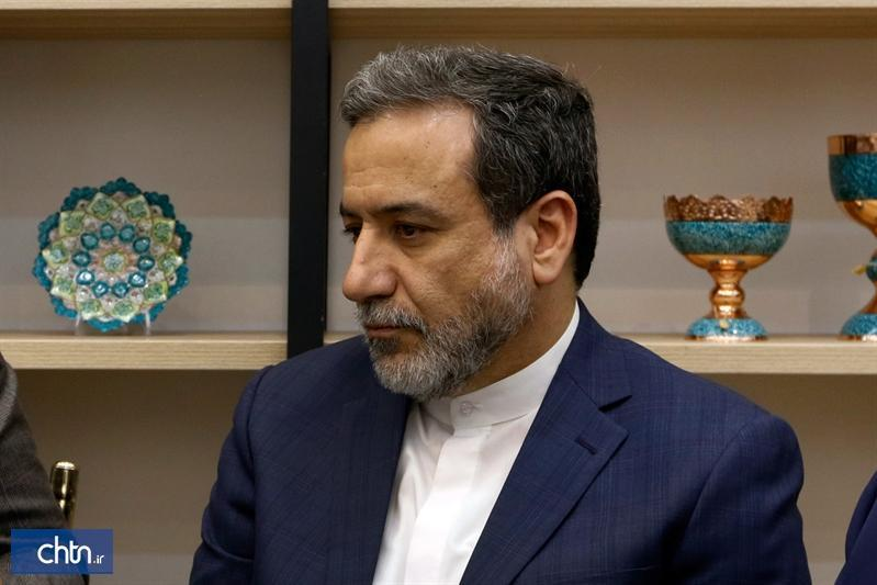 وزارت امورخارجه صندلی ویژه ای برای صنایع دستی قائل است، آثار صنایع دستی سفرای فرهنگی ایران هستند