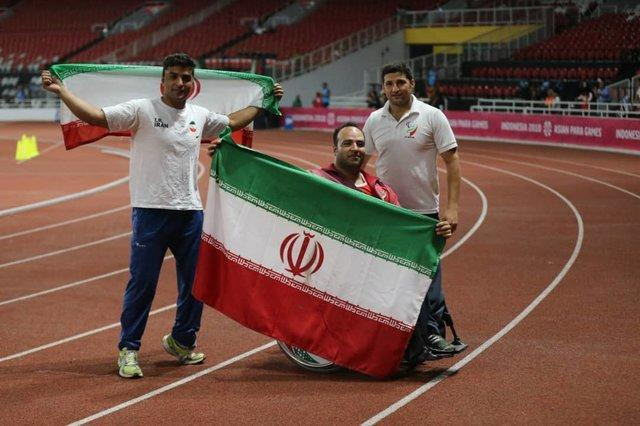 طلا، نقره و برنز پرتاب نیزه به کاروان ایران رسید