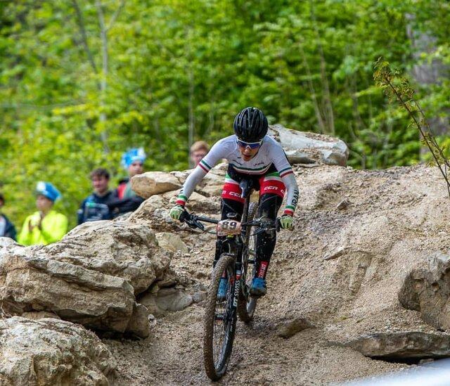 ترکیب تیم ملی دوچرخه سواری کوهستان ایران در قهرمانی آسیا
