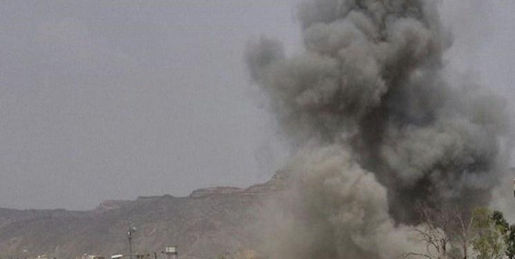 حملات موشکی و توپخانه ای سعودی به صعده و الحدیده