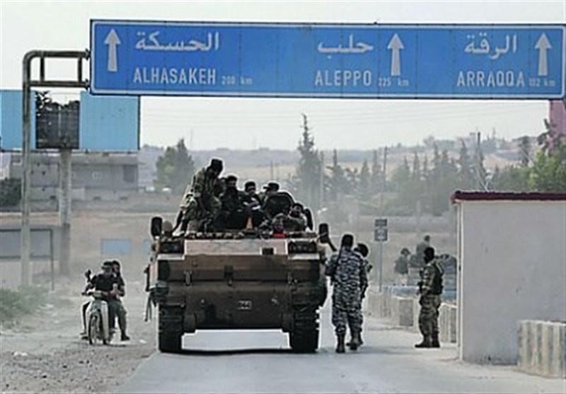 سوریه، ازسرگیری عملیات بازپس گیری بزرگراه دمشق حلب، حمله تروریست ها به تأسیسات نفتی و گازی در حمص