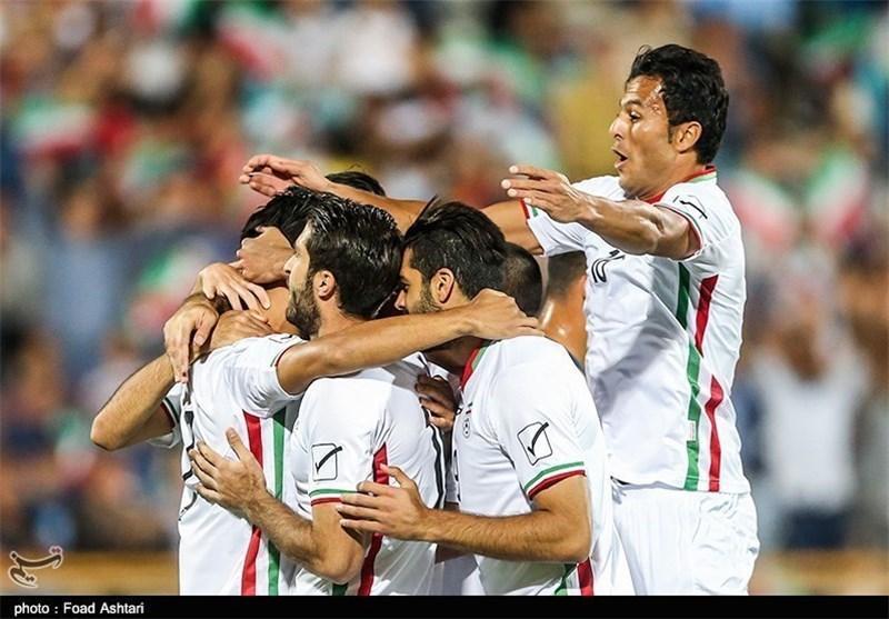 طیبی: موفقیت تیم ملی را به پای ایران می نویسند