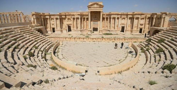 پالمیرا Palmyra- سوریه