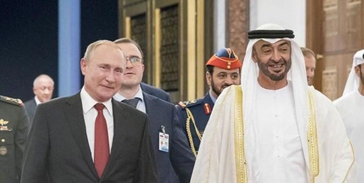 تماس تلفنی پوتین با بن زاید و امیر قطر با موضوع لیبی