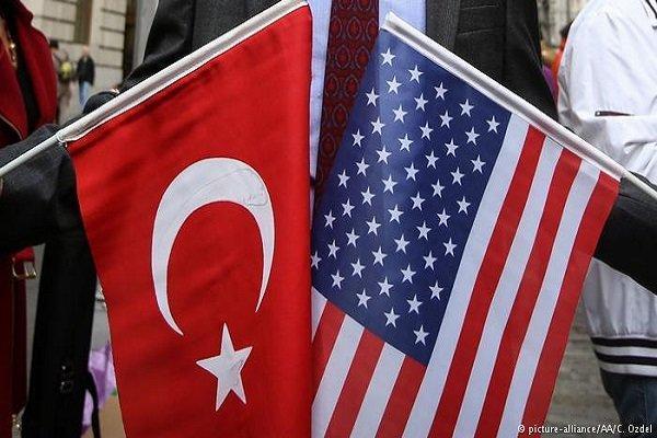 آمریکا از تهاجم ترکیه به نیروهای ارتش سوریه حمایت کرد!