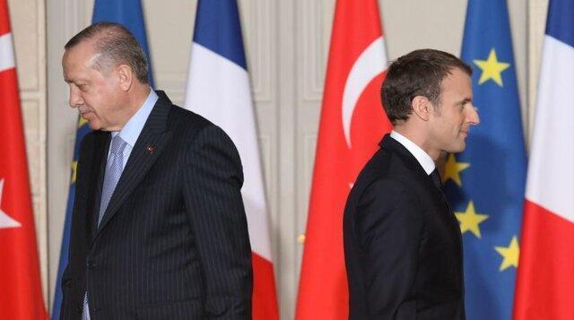 ماکرون به اردوغان: حملات به ادلب را فوراً متوقف کنید