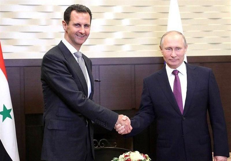 پوتین نتیجه مذاکراتش با اردوغان را به اطلاع بشار اسد می رساند