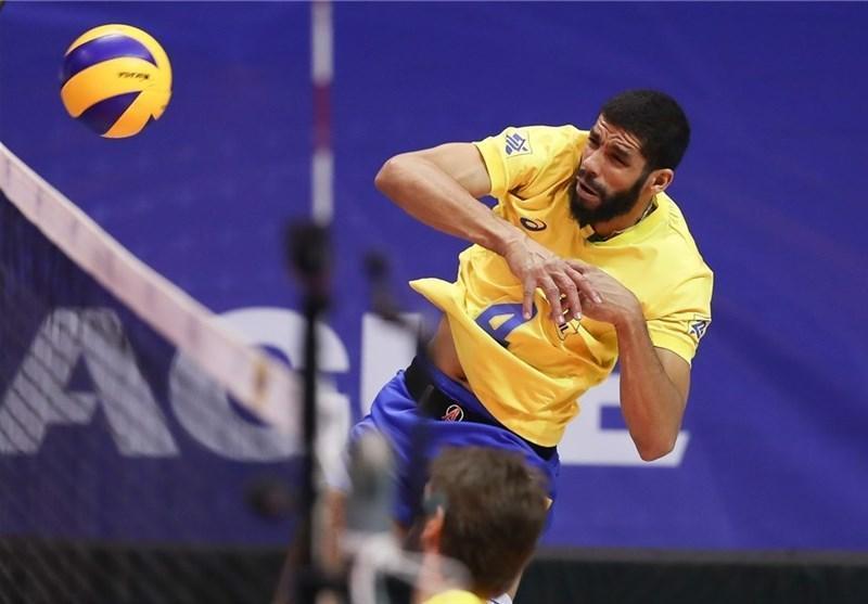 ستاره والیبال برزیل در آرزوی بازی در ژاپن